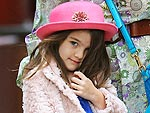 Suri&#39;s Five & Fabulous Year | Suri Cruise