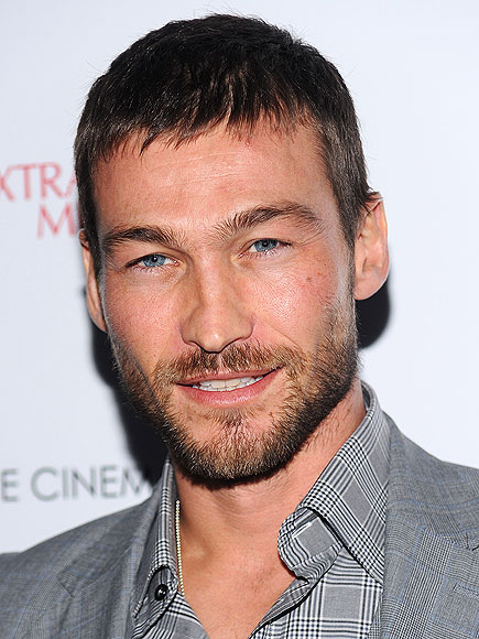 ANDY WHITFIELD  photo | Andy Whitfield