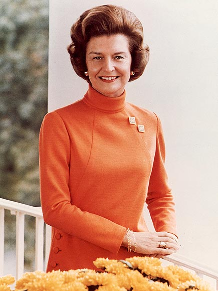 BETTY FORD photo | Betty Ford