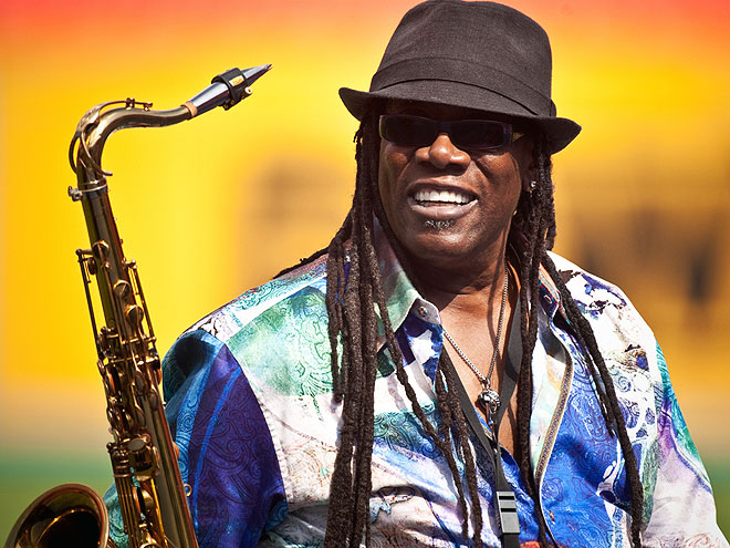 CLARENCE CLEMONS  photo | Clarence Clemons