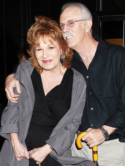 JOY & STEVE photo | Joy Behar