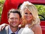 Happily Ever After: Star 'I Dos' of 2011 | Blake Shelton, Miranda Lambert