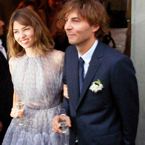 SOFIA & THOMAS  photo | Sofia Coppola