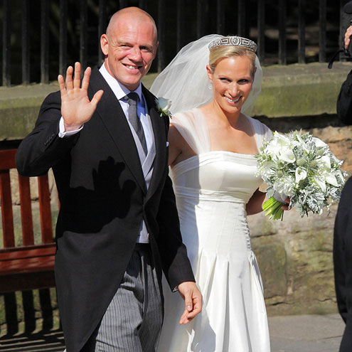 ZARA & MIKE photo | Mike Tindall, Zara Phillips