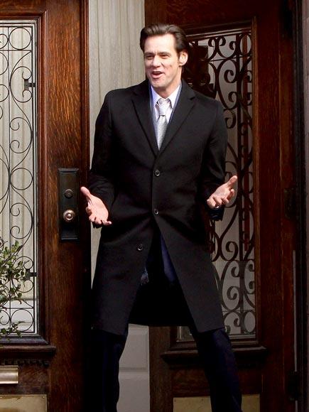 'POP' & LOCK  photo | Jim Carrey