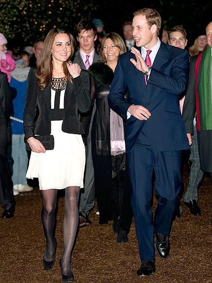 ROYAL WELCOME photo | Kate Middleton, Prince William