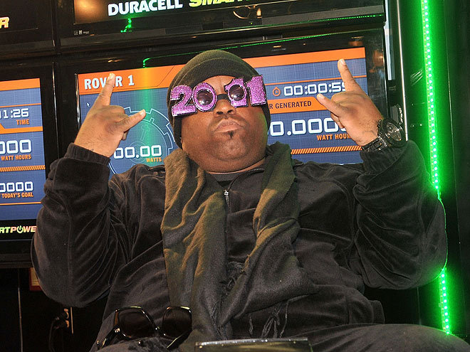 NEW OUTLOOK photo | Cee Lo