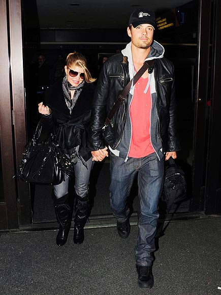 FLY GUYS photo | Fergie, Josh Duhamel