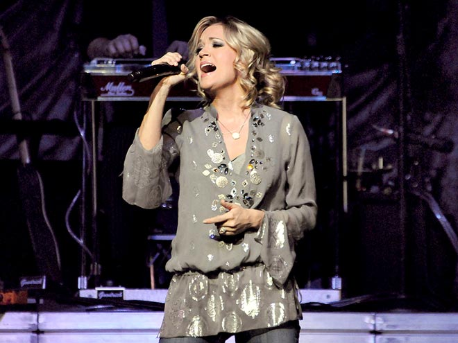A NEW TUNE photo   Carrie Underwood