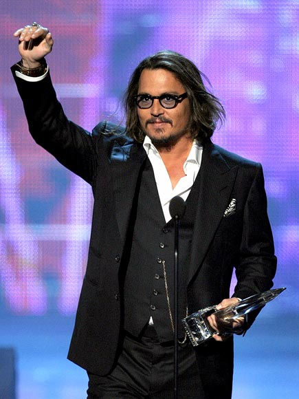 FAN FAVORITE photo | Johnny Depp