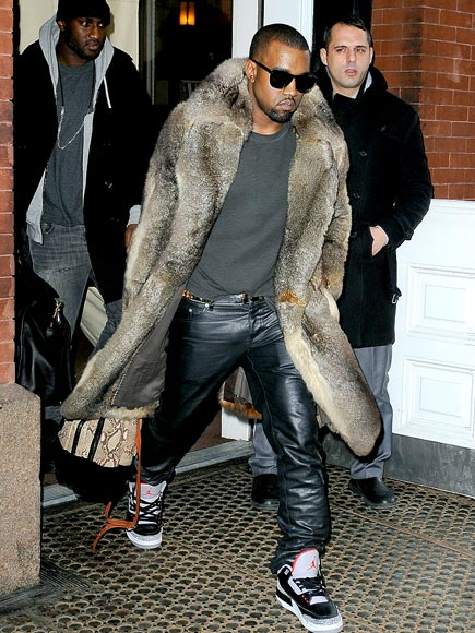 UN-FUR-GETTABLE photo | Kanye West