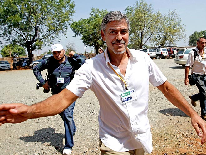 ON A MISSION photo | George Clooney
