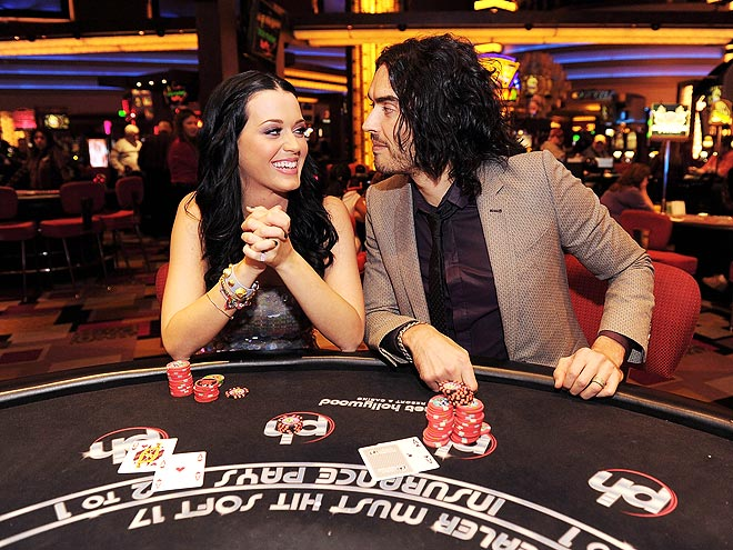 CARD SHARKS photo | Katy Perry, Russell Brand