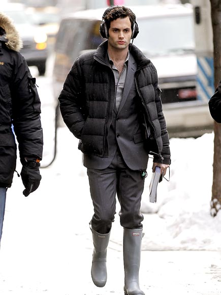 BOOT-Y MAN photo | Penn Badgley