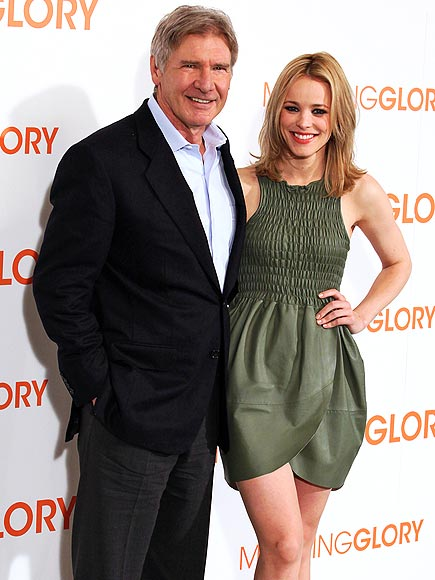 DOS AMIGOS photo | Harrison Ford, Rachel McAdams