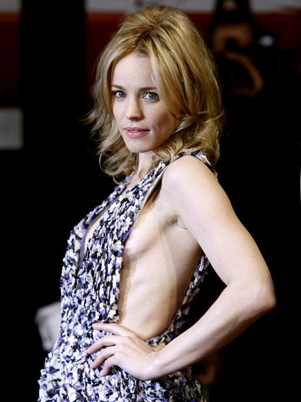 Rachel mcadam boob well