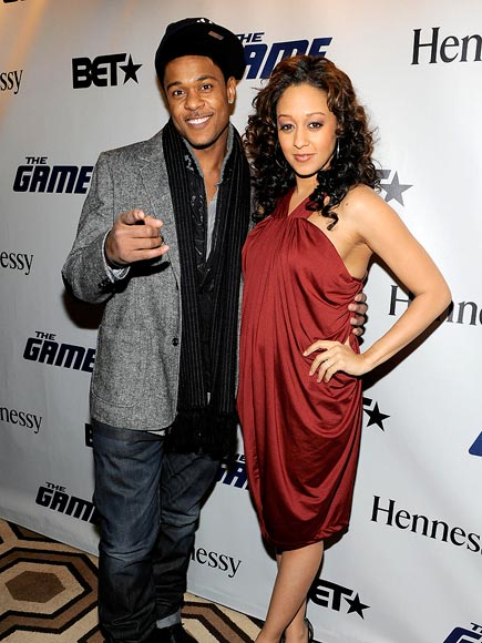 'GAME' FACE photo | Pooch Hall, Tia Mowry