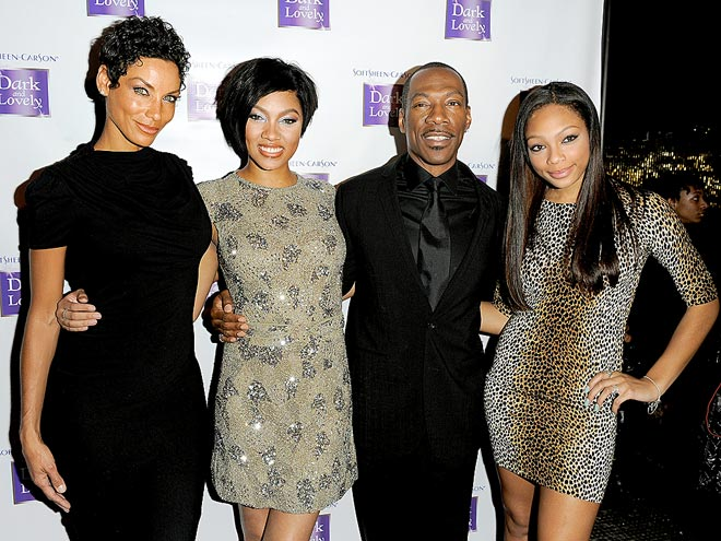 'LOVELY' FAMILY photo | Eddie Murphy