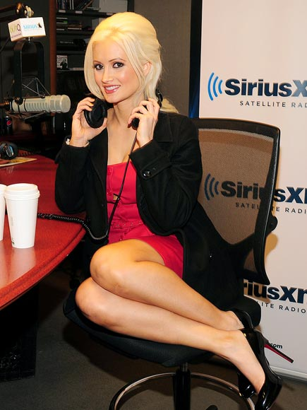 MIC'D UP photo | Holly Madison