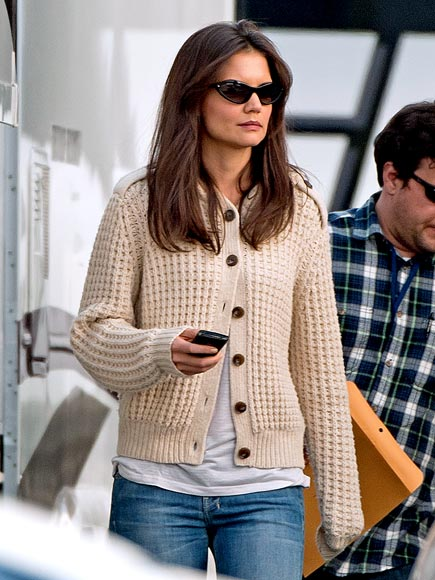 BACK TO BUSINESS photo | Katie Holmes