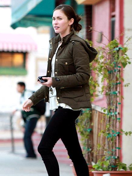 FOX TROT photo | Megan Fox