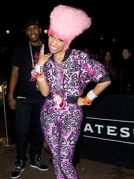 WIG OUT photo | Nicki Minaj