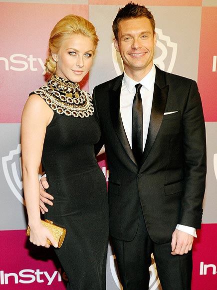 PARTY DATE photo | Julianne Hough, Ryan Seacrest