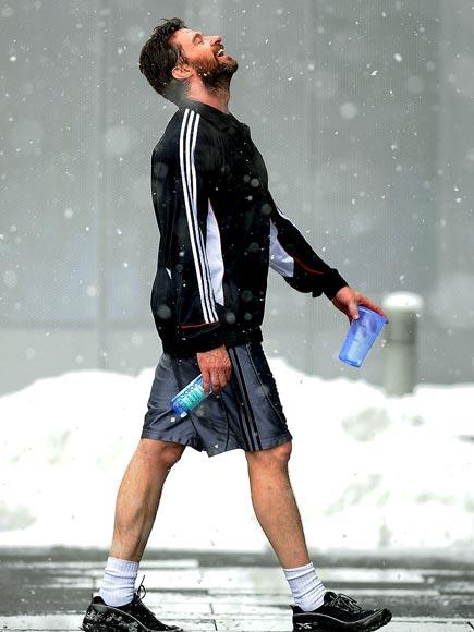 LET IT SNOW  photo | Hugh Jackman