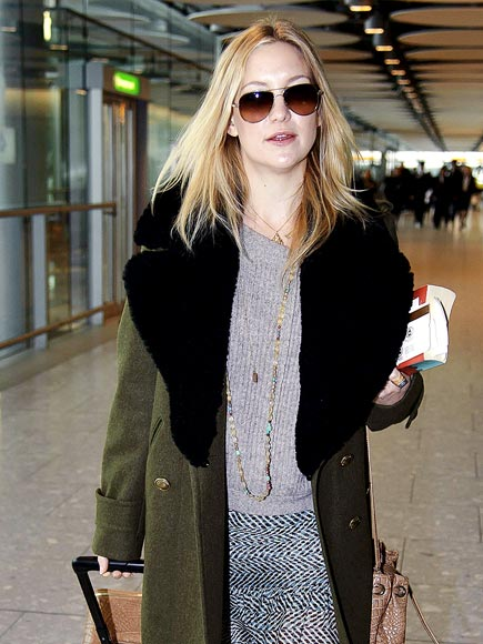 IN-FLIGHT FASHION photo | Kate Hudson