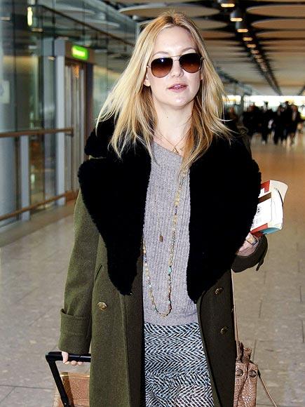 IN-FLIGHT FASHION photo | Kate Hudson