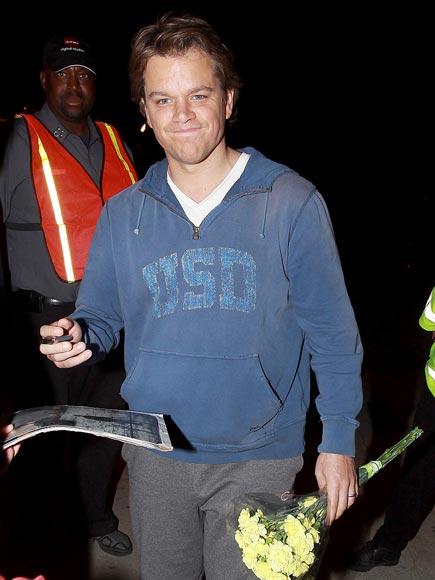FAN MALE  photo | Matt Damon