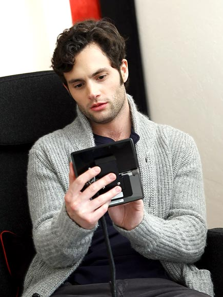 GAME ON photo | Penn Badgley