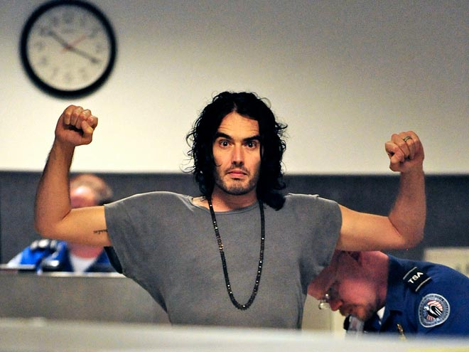 DOUBLE FISTING photo | Russell Brand