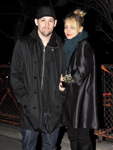 BLACK MAGIC photo | Joel Madden, Nicole Richie