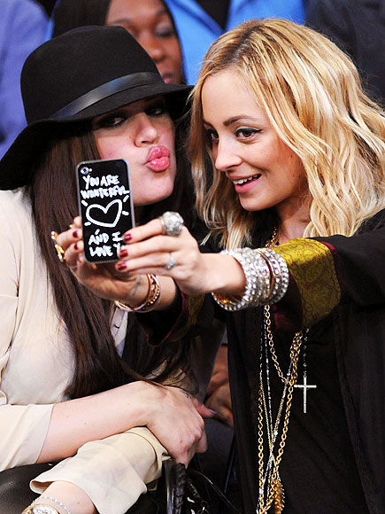 Feel the Love photo | Khloe Kardashian, Nicole Richie