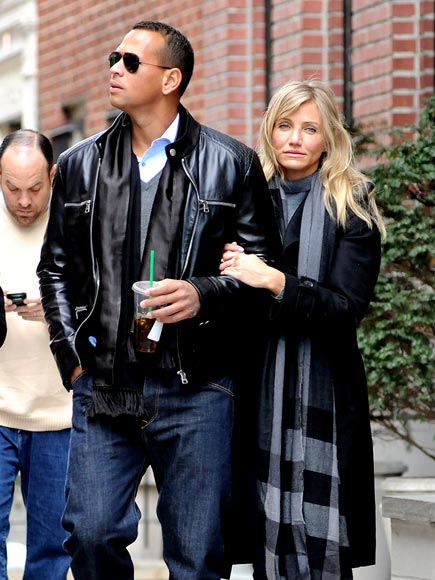 ARM CANDY photo | Alex Rodriguez, Cameron Diaz