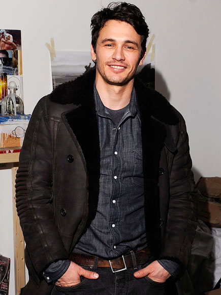 Guten Tag, Germany photo | James Franco