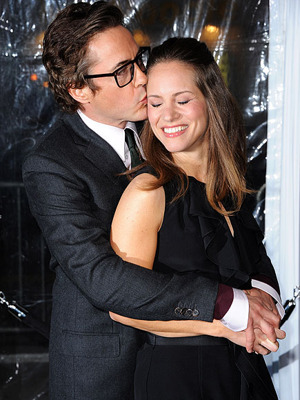SPOUSAL SUPPORT photo | Robert Downey Jr.