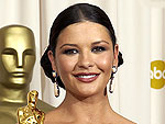 8 Years Ago: Catherine Zeta-Jones Is Pregnant at the Oscars!