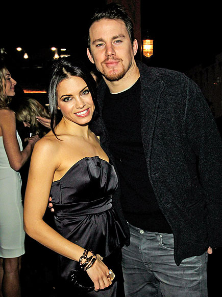 'FIGHT'-ING STYLE photo | Channing Tatum, Jenna Dewan