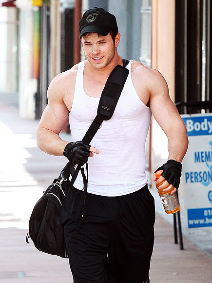 WORK IT photo | Kellan Lutz