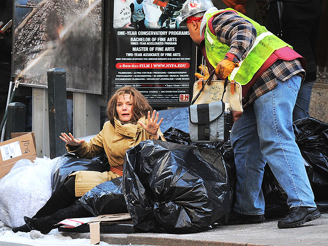 GARBAGE LADY photo | Michelle Pfeiffer