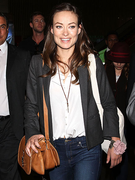 'WILDE' THING photo | Olivia Wilde