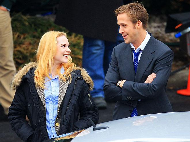 BUDDY COMEDY photo   Evan Rachel Wood, Ryan Gosling
