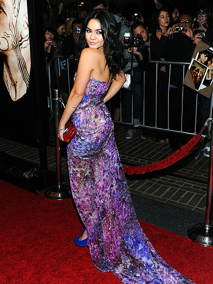 PURPLE REIGN photo | Vanessa Hudgens