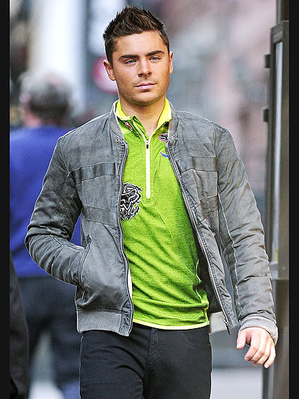 GREEN DAY photo | Zac Efron