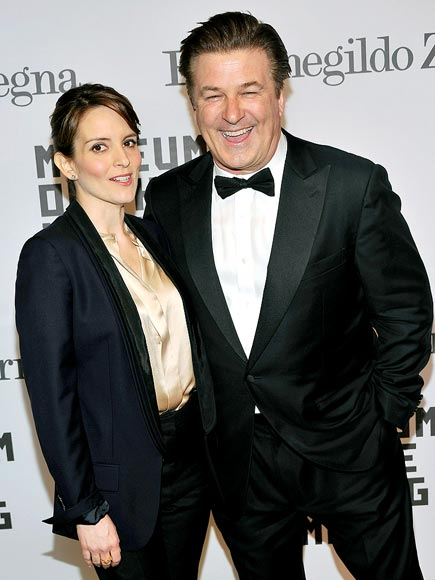 HONORABLE MENTION photo | Alec Baldwin, Tina Fey