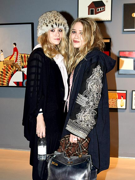 THE ART OF LAYERING photo | Ashley Olsen, Mary-Kate Olsen