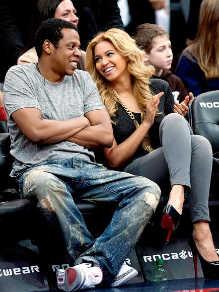 GAME FACES photo | Beyonce Knowles, Jay-Z