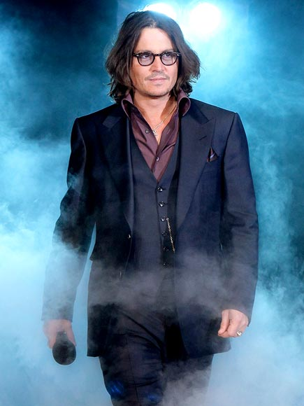 SMOKIN&#39; HOT photo | Johnny Depp